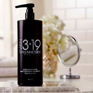 🆕 WEN 319 Fragrance Free Cleansing Treatment